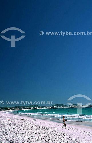 Praia do Foguete - Cabo Frio - RJ - Brasil / Data: 01/2000