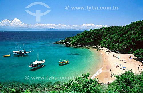 Praia de João Fernandinho - Búzios - Costa do Sol - Região dos Lagos - RJ - Brasil  - Armação dos Búzios - Rio de Janeiro - Brasil