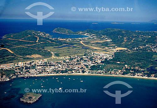 Búzios - Costa do Sol - Região dos Lagos - RJ - Brasil  - Armação dos Búzios - Rio de Janeiro - Brasil