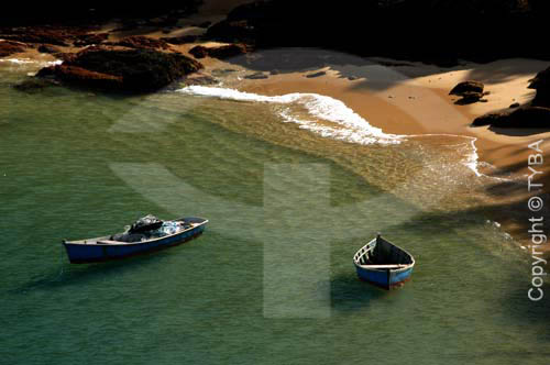 Paisagem - Praia João Fernandes - Búzios - Costa do Sol - Região dos Lagos - RJ - Brasil  - Armação dos Búzios - Rio de Janeiro - Brasil