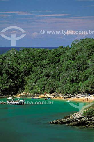 Praia João Fernandinho - Búzios - Região dos Lagos - Litoral norte do Rio de Janeiro - Brasil / Data: 01/2000