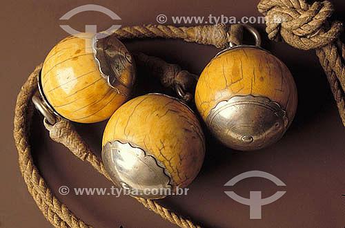 Laço de boiadeiro -  Rio Grande do Sul - Brasil  - Rio Grande do Sul - Brasil