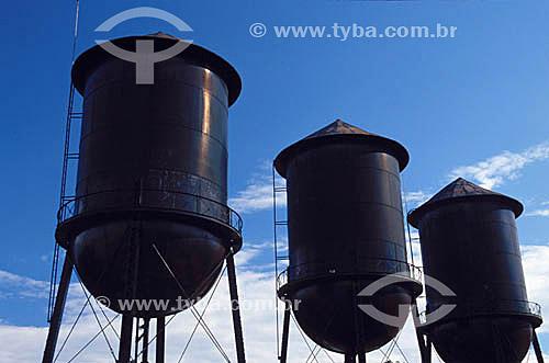 Três Caixas d`água - Porto Velho - Rondônia - Brasil  - Porto Velho - Rondônia - Brasil