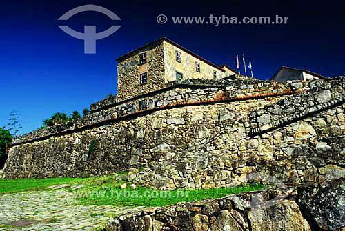 Fortaleza de São José da Ponta Grossa - Florianópolis - SC - Brasill - 2006  - Florianópolis - Santa Catarina - Brasil
