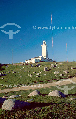 Farol de Santa Marta - Laguna - Santa Catarina - Brasil  - Laguna - Santa Catarina - Brasil