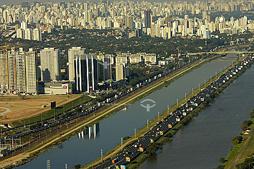 Raia Olímpica da USP na Região Alto de Pinheiros - São Paulo - SP - Brasil  - São Paulo - São Paulo - Brasil