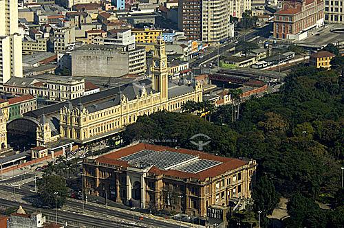 Museu da Língua Portuguesa e Pinacoteca - São Paulo - SP - BrasilData: 06/2006