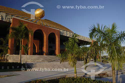 Palácio Araguaia - Sede do Governo - Contruído em 1988 -  Palmas - Tocantins - Brasil  - Palmas - Tocantins - Brasil