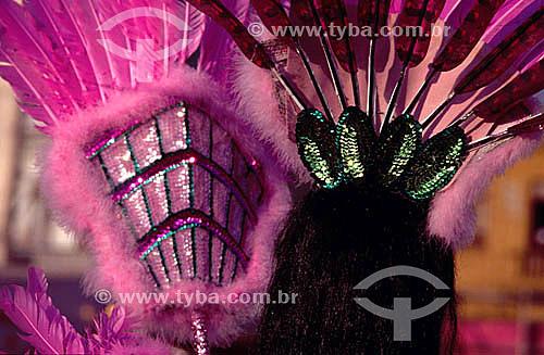 Adereço de carnaval  - Rio de Janeiro - Rio de Janeiro - Brasil