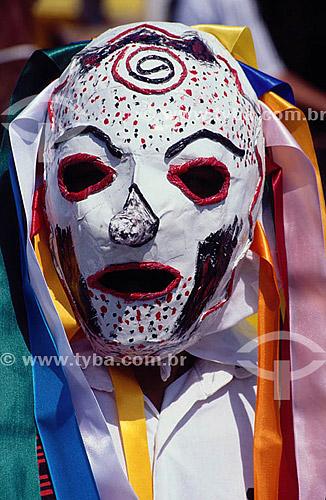 Boi Tinga manifestação de cultura marajoara - Folclore - PA - Brazil  - Pará - Brasil