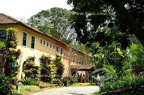Assunto: Sítio Roberto Burle Marx / Local: Barra de Guaratiba - Rio de Janeiro (RJ) - Brasil / Data: 05/2012