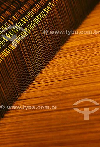 Indústria têxtil  - Rio de Janeiro - Brasil