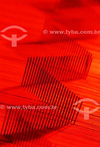 Fábrica de tecido - RJ - Brasil  - Rio de Janeiro - Brasil