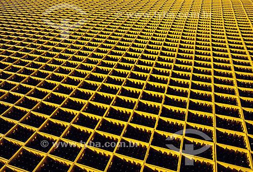 Indústria de Cerveja - Caixas ou engradados de garrafas - RS - Brasil  - Rio Grande do Sul - Brasil