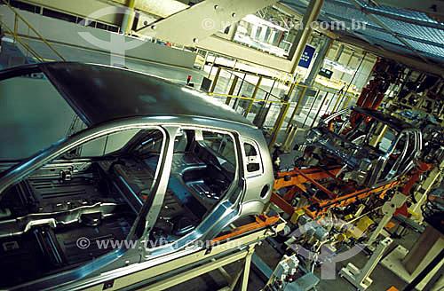 Indústria autombilística - FORD - BA - Brasil2003  - Bahia - Brasil