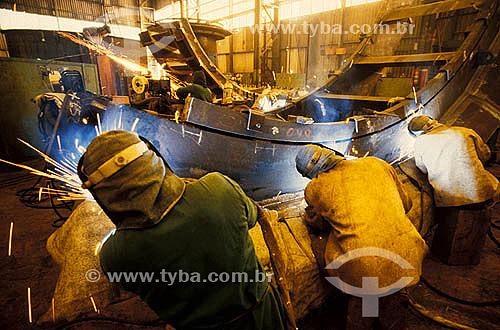 Industria Metalúrgica -  Soldadores
