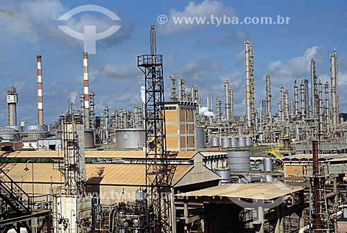 Pólo Petroquímico de Camaçari - próximo à Salvador - Bahia - Brasil  - Salvador - Bahia - Brasil