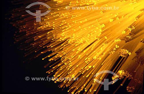 Fabricação de fibra ótica - Campinas - SP - Brasil  - Campinas - São Paulo - Brasil