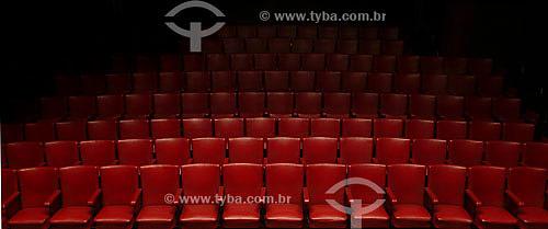 Plateia de Teatro - Cinema -  PoltronasJul/2007