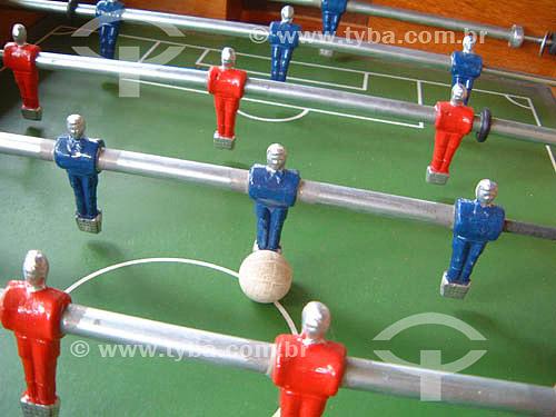 Jogo de futebol - Totó