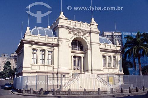 Museu da Imagem e do Som (MIS) - Rio de Janeiro - RJ - Brasil  - Rio de Janeiro - Rio de Janeiro - Brasil