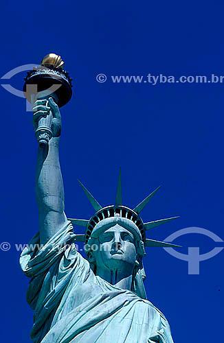 Estátua da Liberdade - Nova York - NY - Estados Unidos - 2000