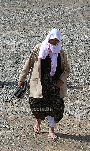 Mulher Muculmana - Turquia - Outubro de 2007
