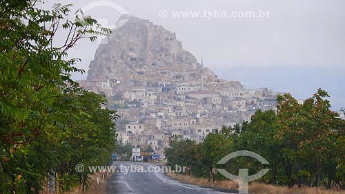 Uçhisar - Capadócia - Turquia - Outubro de 2007