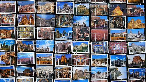 Cartões Postais - Capadócia - Turquia - Outubro de 2007