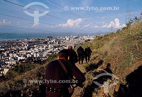Ação do Batalhão de Operações Especiais da Polícia - BOPE  - Rio de Janeiro - Brasil