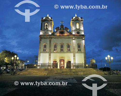 Assunto: Igreja Nosso Senhor do BonfimLocal: Cidade Alta - Colina Sagrada - Salvador - BAData: 08/12/2001