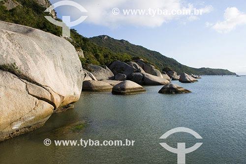Assunto: Paisagem de litoralLocal: Praia do Canto Grande - Florianópolis - SCPaís: BrasilData: 28/10/2007