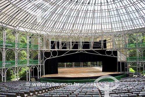 Assunto: Interior da Ópera de ArameLocal: Curitiba - PRPaís - BrasilData: 24/12/2007