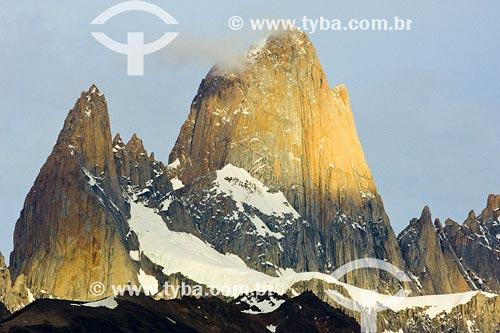 Assunto: Monte FitzroyLocal: PatagôniaPaís: ArgentinaData: 22/01/2007