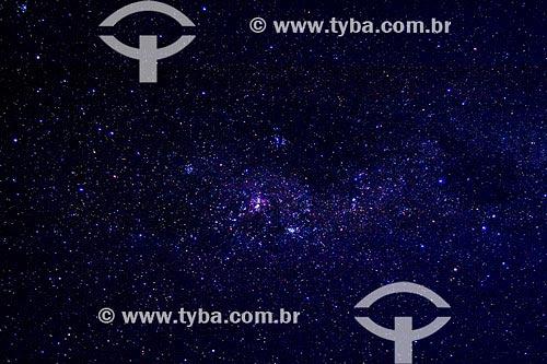 Assunto: Céu estreladoLocal: PatagôniaPaís: ArgentinaData: 24/01/2007