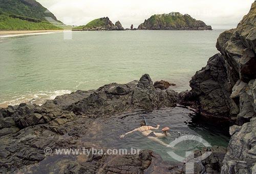Assunto: Praia do CachorroLocal: Fernando de Noronha - PEData: