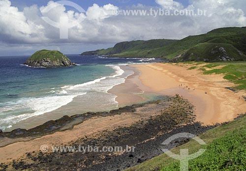 Assunto: Praia do LeãoLocal: Fernando de Noronha - PEData: