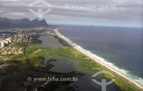 Assunto: Lagoa de MarapendiLocal: Barra da Tijuca - Rio de Janeiro - RJData: