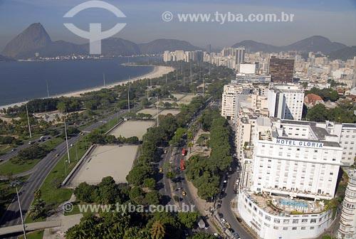 Assunto: Vista do Aterro do FlamengoLocal: Rio de Janeiro - RjData: 06/05/2006