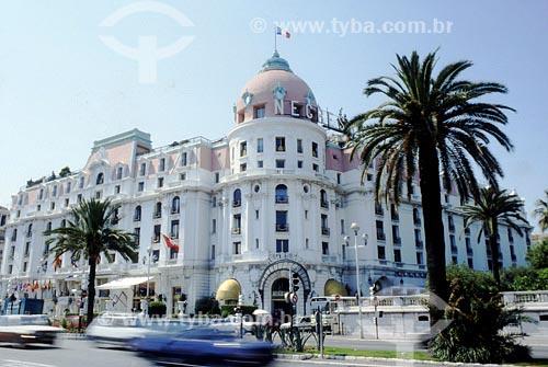 Assunto: HotelLocal: Nice - FrançaData:
