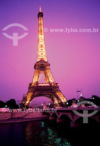 Assunto: Torre EiffelLocal: Paris - FrançaData: