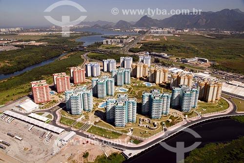 Assunto: Vila do PanLocal: Barra da Tijuca - Rio de Janeiro - RJData: 05/08/2006