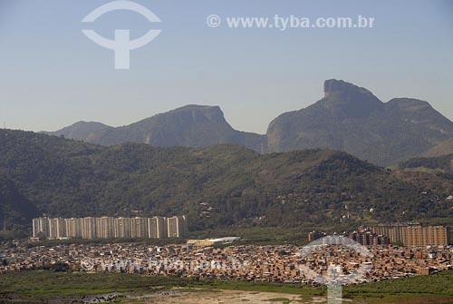 Assunto: Favela Rio das PedrasLocal: Jacarepaguá - Rio de Janeiro - RJData: 05/08/2006