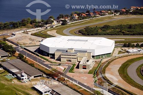 Assunto: VelódromoLocal: Barra da Tijuca - Rio de Janeiro - RJData: 05/08/2006