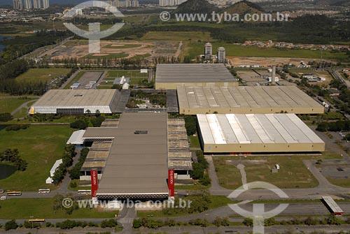 Assunto: Riocentro Centro de Exposições e ConvençõesLocal: Barra da Tijuca - Rio de Janeiro - RJData: 05/08/2006
