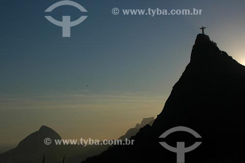 Assunto: Morro do CorcovadoLocal: Rio de Janeiro - RJData: 17/11/2006
