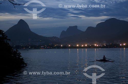 Assunto: Lagoa Rodrigo de FreitasLocal: Rio de Janeiro - RJData: 06/11/2006
