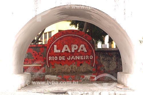 Assunto: Arcos da LapaLocal: Rio de Janeiro - RJData: 07/11/2006