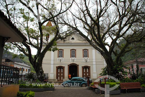 Assunto: Igreja Nossa Senhora da ConceiçãoLocal: Duas Barras - RJData: 2008