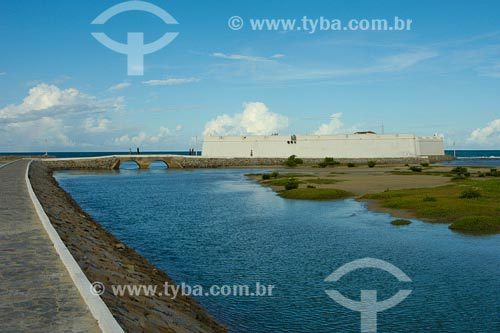 Assunto: Forte dos Reis MagosLocal: Natal - RNData: 05/2006